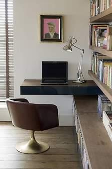 STEPENIK - Kako urediti radni prostor u dnevnoj sobi