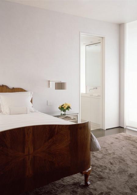 Moderne zidne lampe zaspavaće sobe