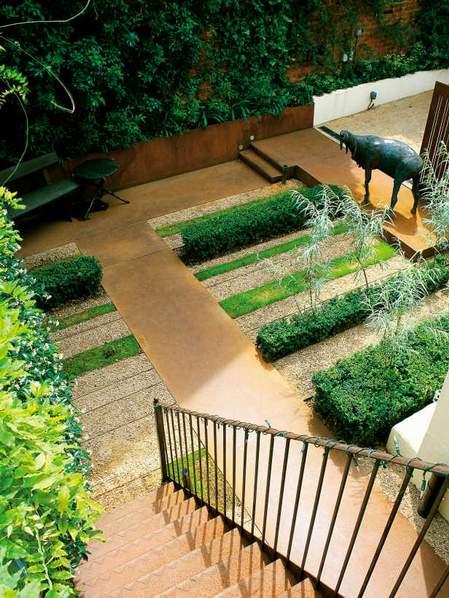 STEPENIK - Saveti i ideje za mala dvorišta