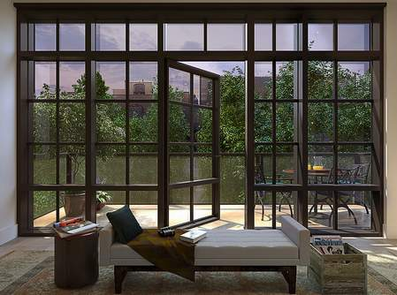 uređenje terase u stanu